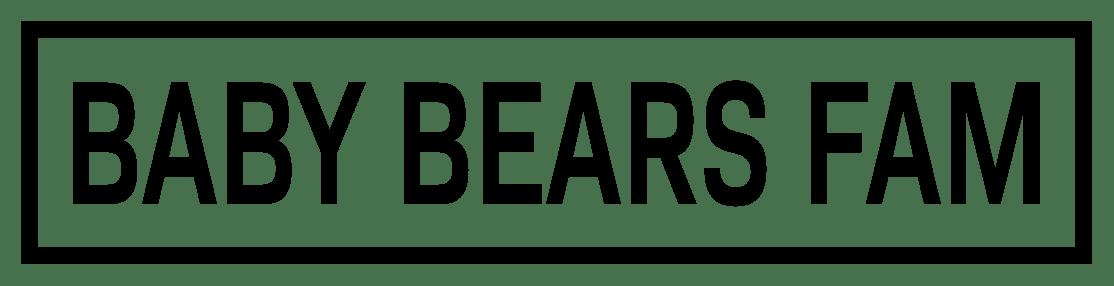 BABY BEARS FAM YOUTUBE FAMILY